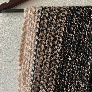Woven Sequin Scarf